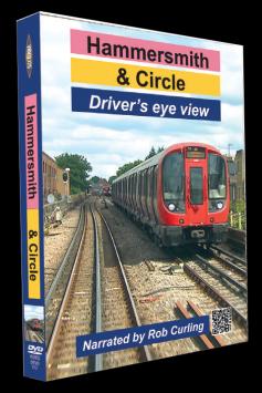 Driver's Eye View: Hammersmith & Circle