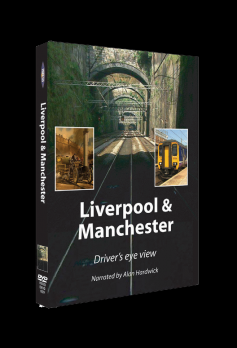 Driver's Eye View: Liverpool & Manchester