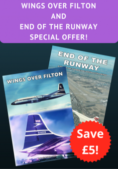 'Wings Over Filton' and 'End of the Runway' - Special Offer (2 DVDs)