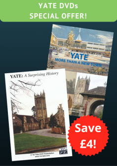 'Yate: A Surprising History' and 'Yate: More Than A New Town' - Special Offer (2 DVDs)
