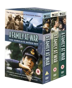 Family At War Complete Boxed Set (22 discs, Subtitles, Cert 12)