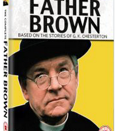 Father Brown: Complete (4 DVDs, Subtitles, Cert 12)