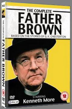 Father Brown: Complete (4 DVDs, Subtitles, Cert 12)