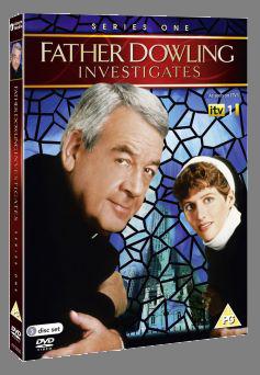 Father Dowling Investigates: Series 1 (3 DVDs, Subtitles, Cert 12)