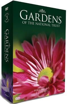 Gardens Of The National Trust (3 DVDs)