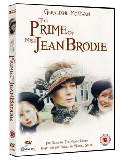 The Prime of Miss Jean Brodie (2 DVDs, Subtitles, Cert 12)