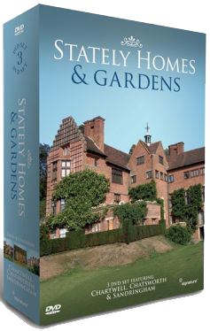 Stately Homes and Gardens (3 DVDs)