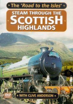 Steam through the Scottish Highlands