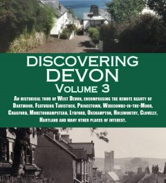 Discovering Devon Volume 3 cover