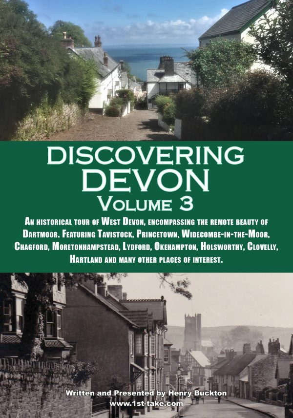 Discovering Devon Volume 3 cover