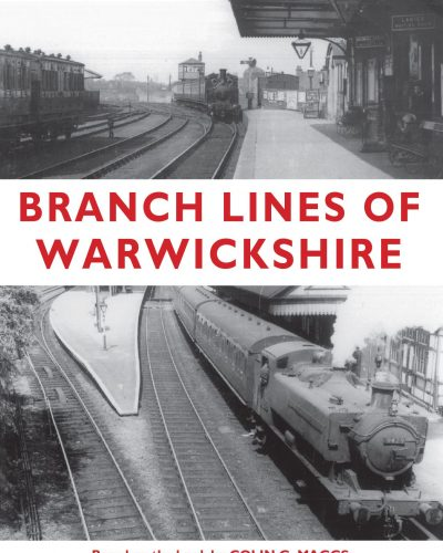 Branch Lines of Warwickshire cover
